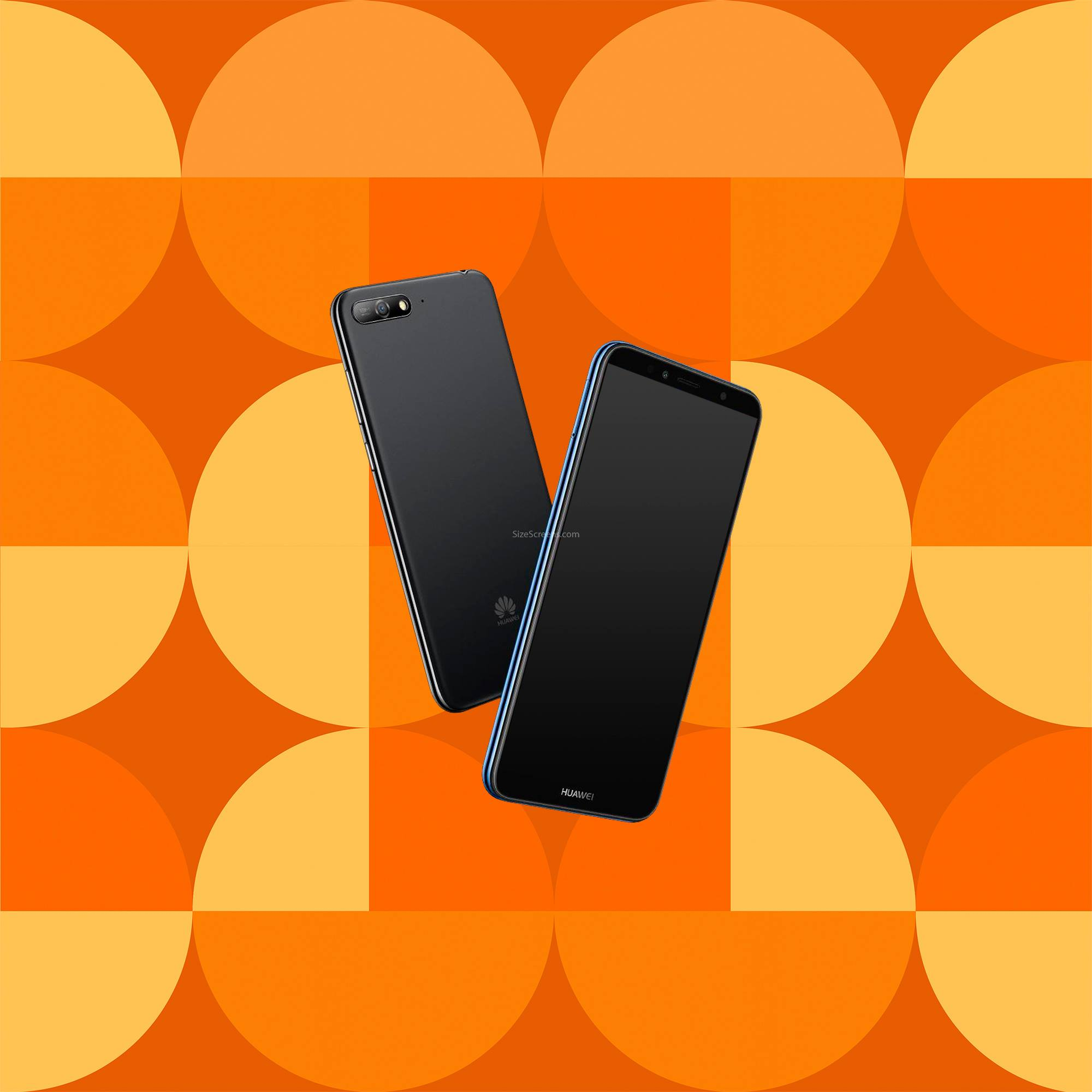 Huawei Y6 2018 Screen Specifications • SizeScreens com