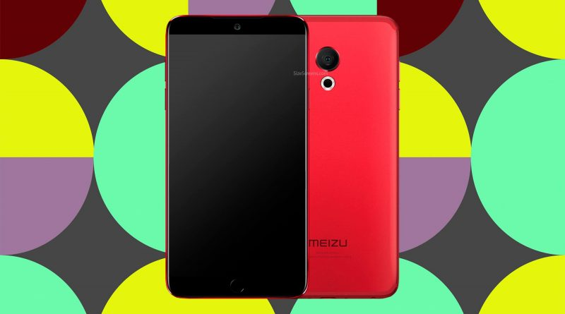 Meizu 15 Lite Screen