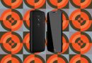 Motorola Moto E5 Play Screen