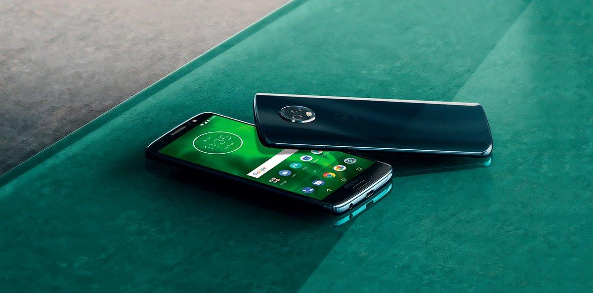 Motorola Moto G6 (4)