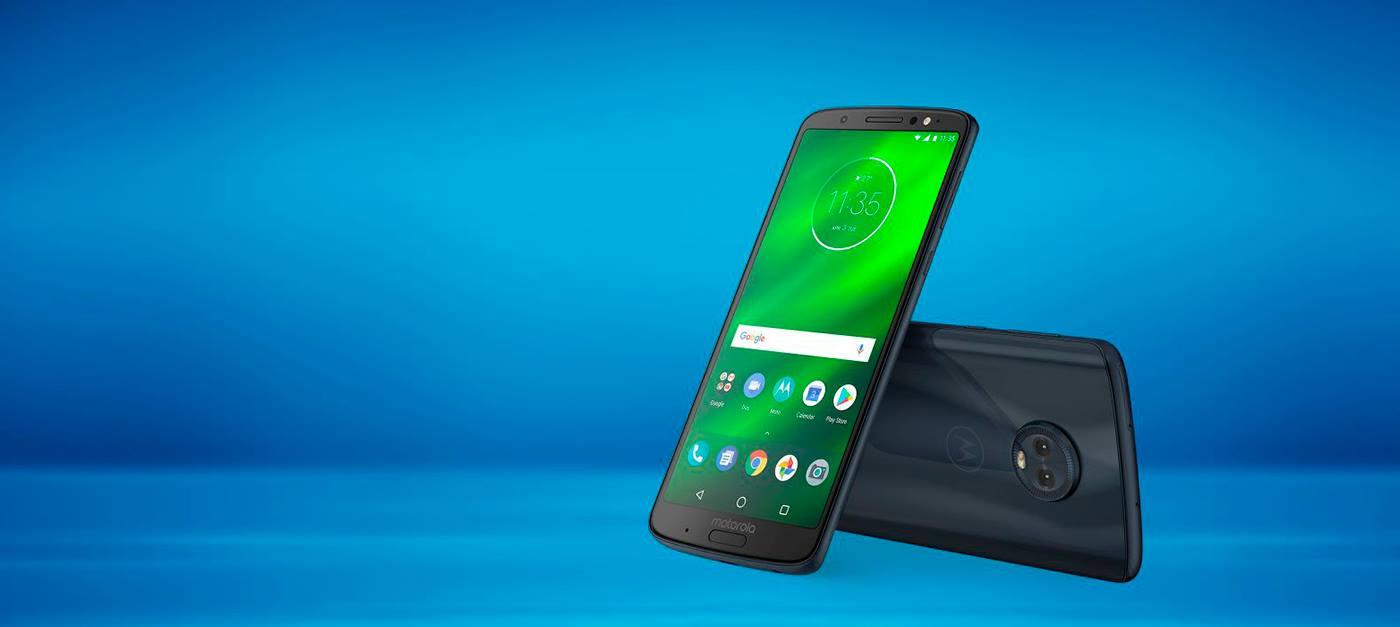 Motorola Moto G6 Plus (3)