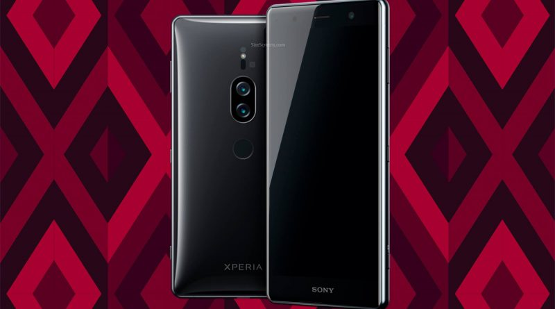 Sony Xperia XZ2 Premium Screen