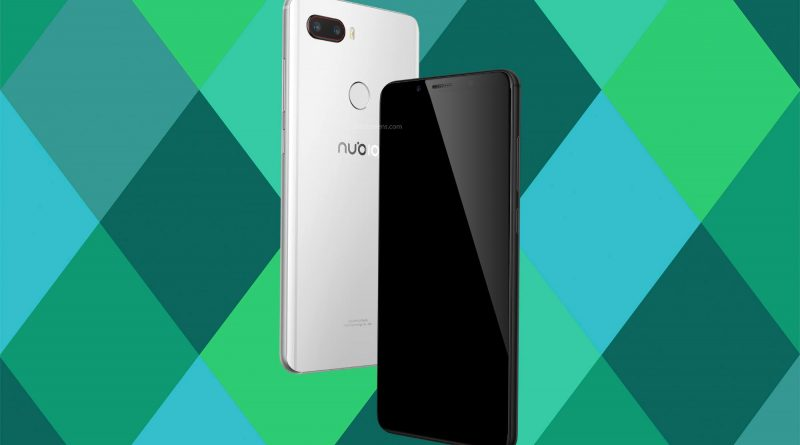 ZTE Nubia Z18 mini Screen