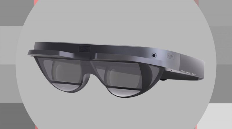 ANTVR Mix AR Glasses