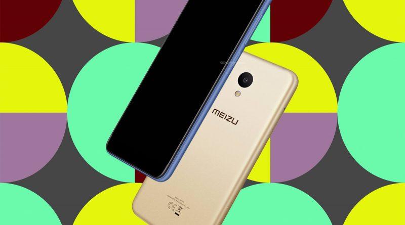 Meizu M8c Screen