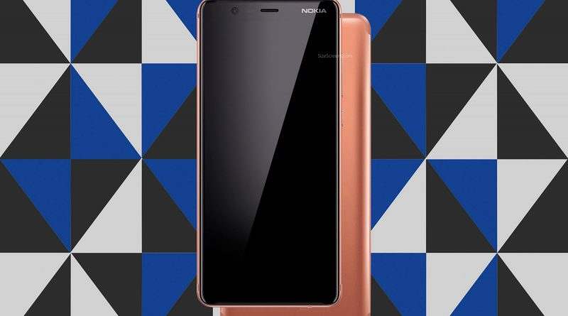 Nokia 5.1 Screen
