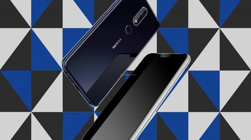 Nokia 6.1 Plus Screen