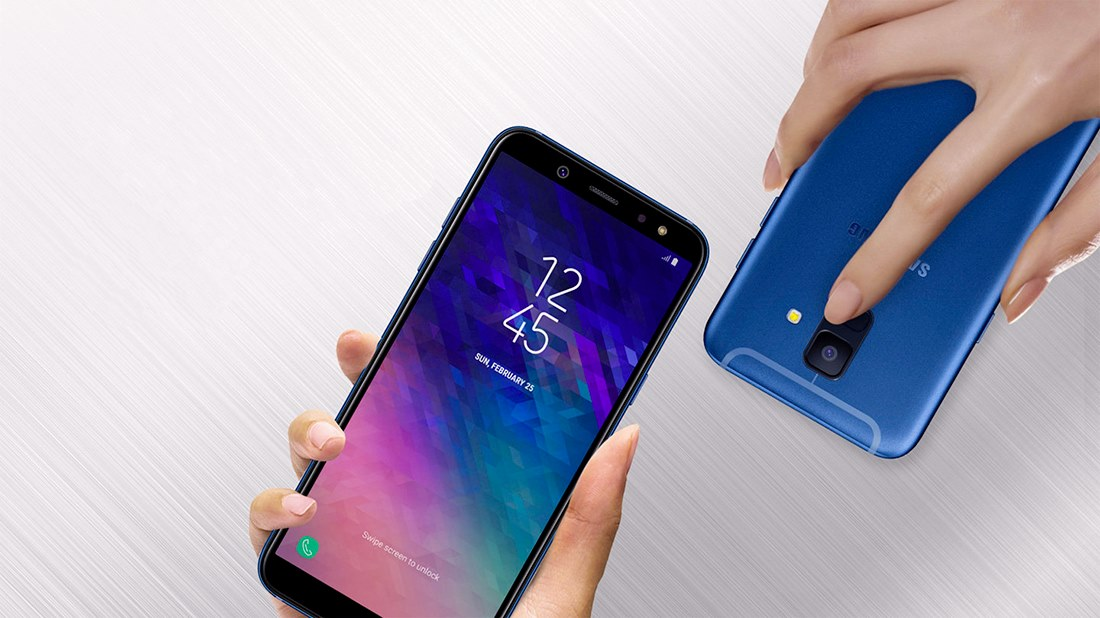 Samsung Galaxy A6 (9)