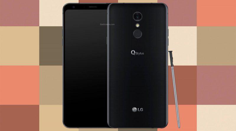 LG Q Stylus Screen