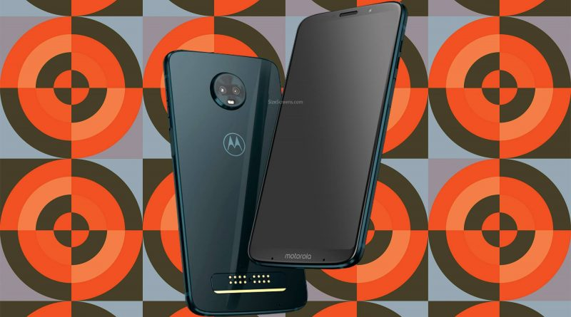 Motorola Moto Z3 Play Screen
