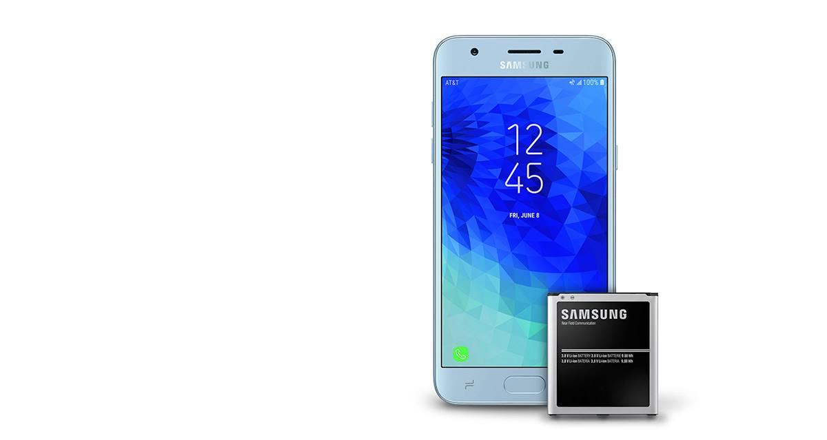 Samsung Galaxy J3 2018 (6)