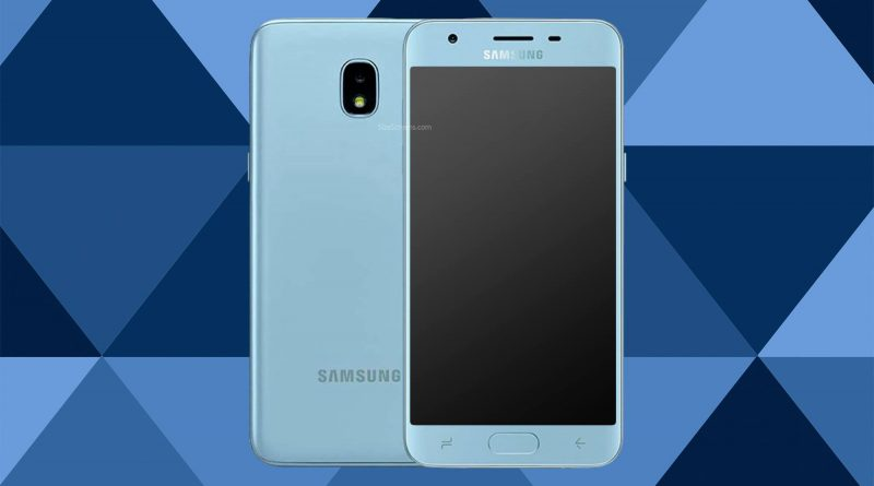 Samsung Galaxy J3 2018 Screen