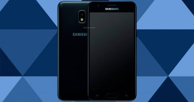 Samsung Galaxy J7 2018 Screen