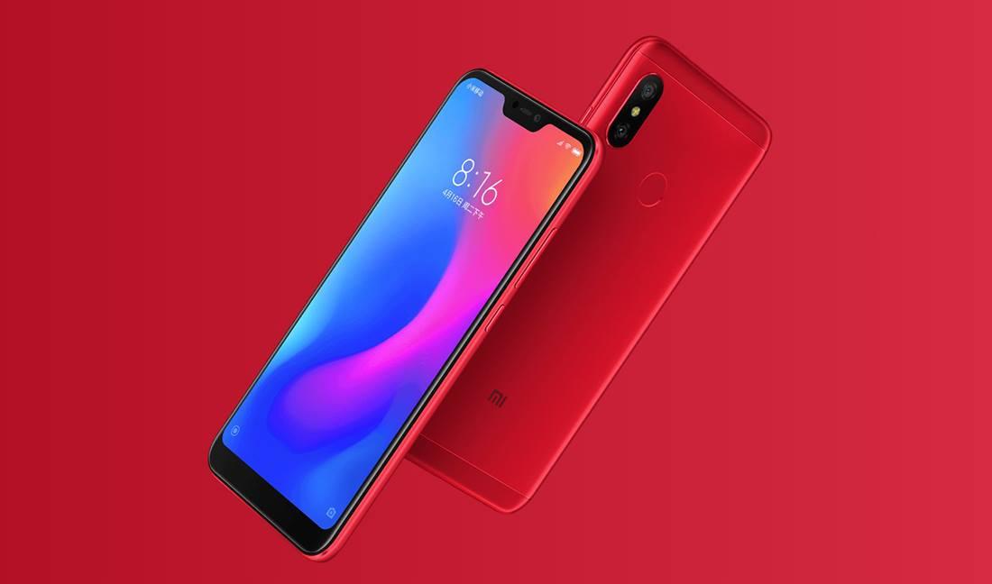 Xiaomi Redmi 6 Pro (2)