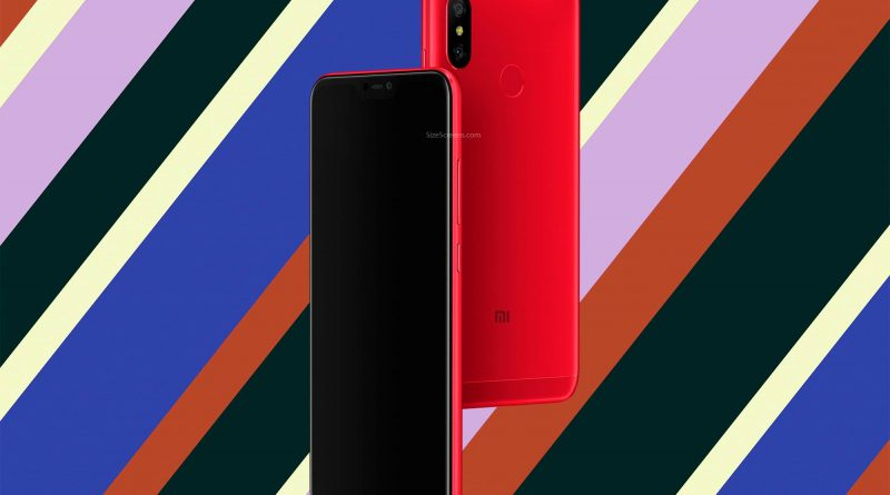 Xiaomi Mi A2 Lite Screen