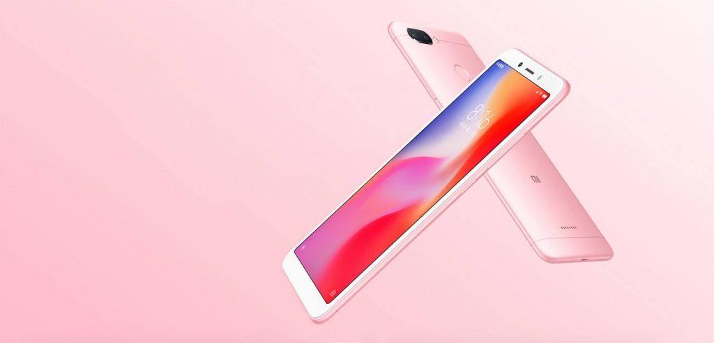 Xiaomi Redmi 6 2