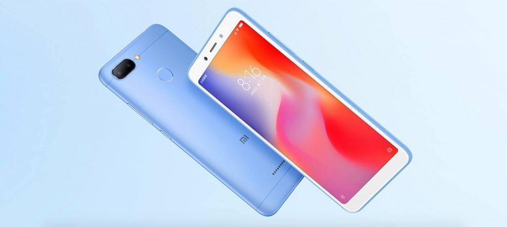 Xiaomi Redmi 6 5