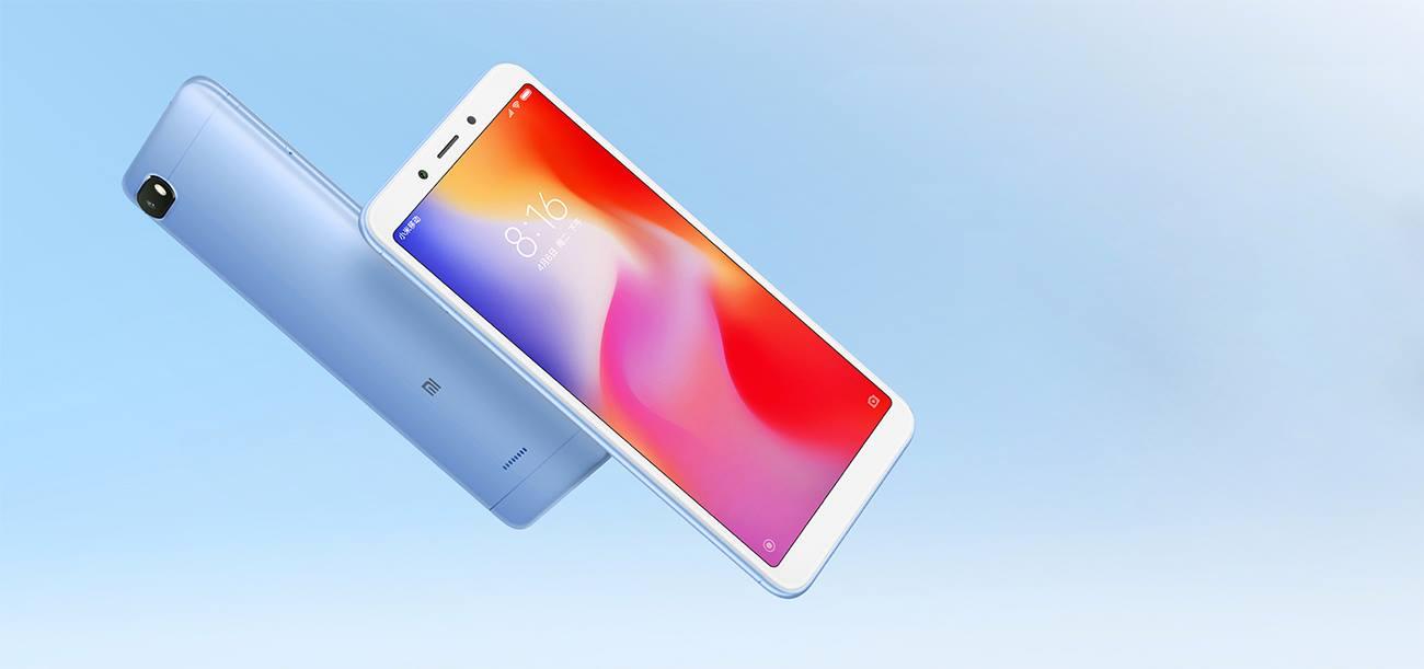Xiaomi Redmi 6A 6