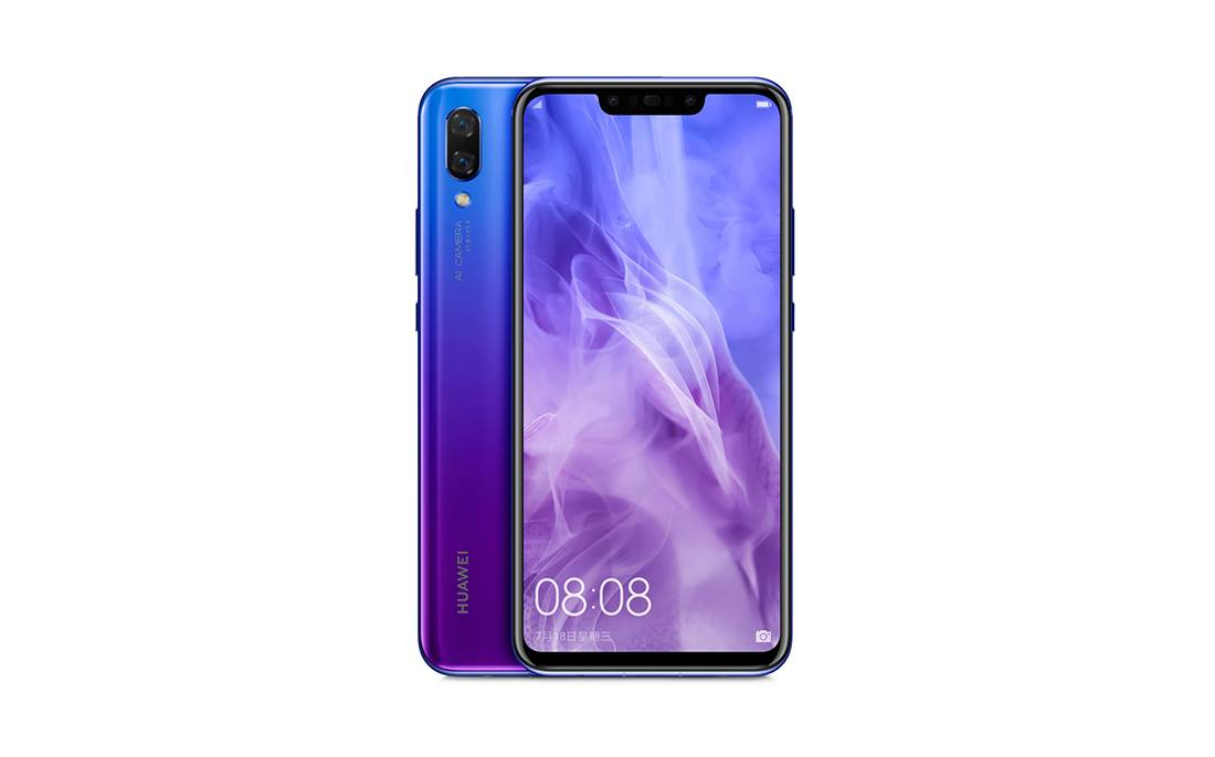 Huawei nova 3 4