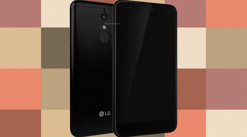 LG K30 Screen