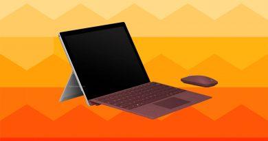 Microsoft Surface Go Screen