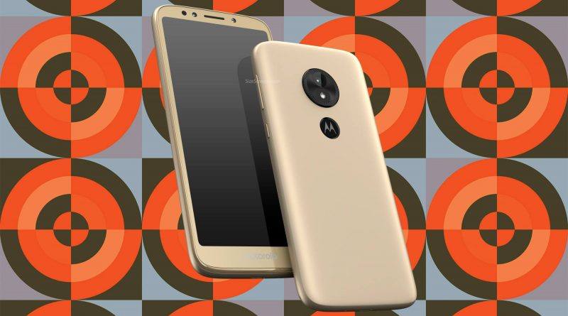 Motorola Moto E5 Play Go Screen