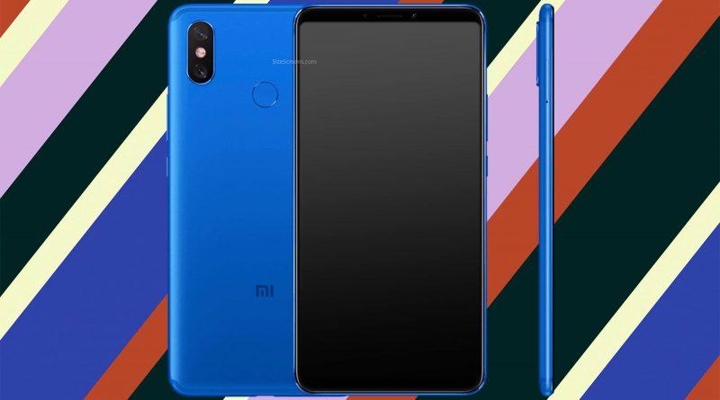 Xiaomi Mi Max 3 Screen