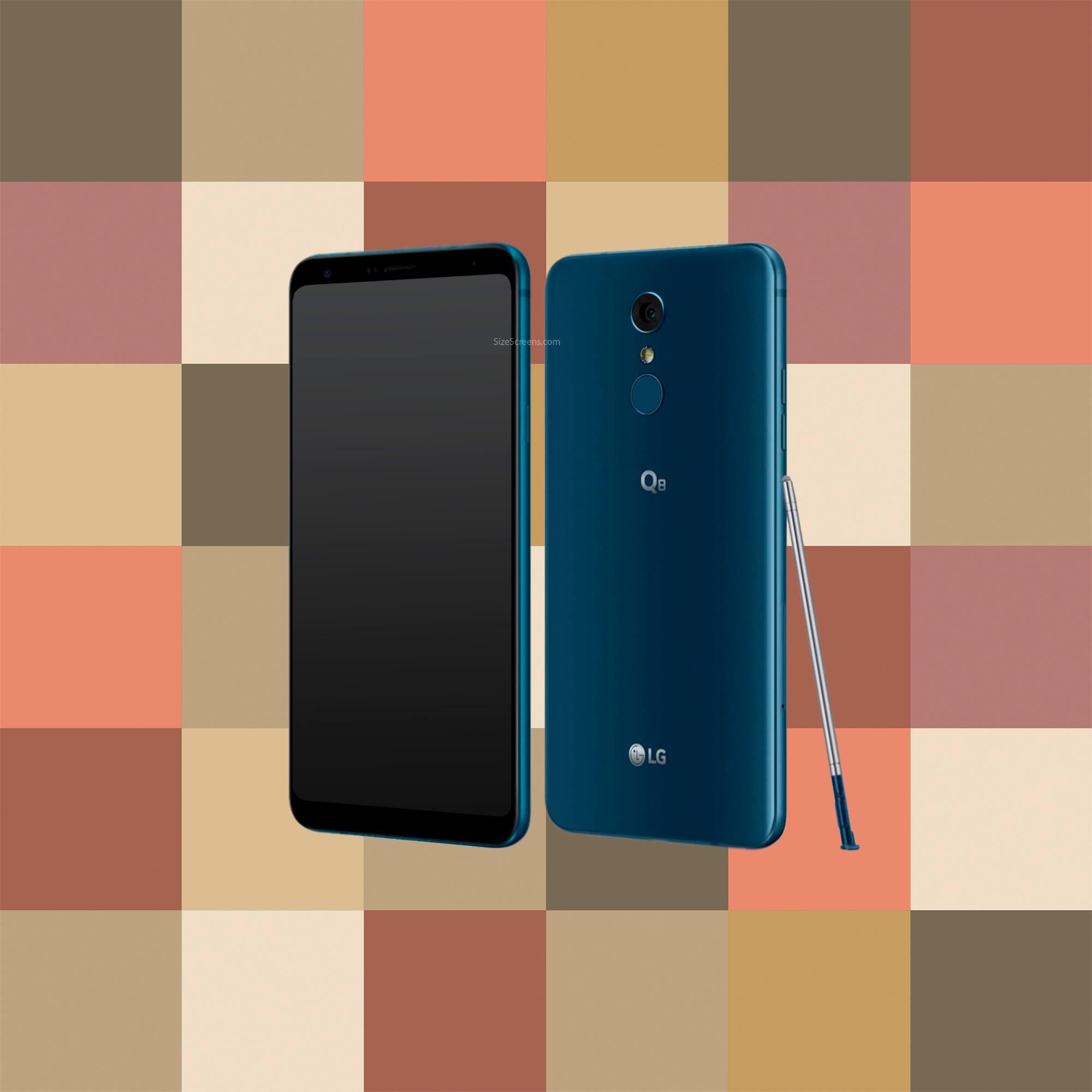 LG Q8 2018 Wallpapers: LG Q8 2018 Screen Specifications • SizeScreens.com