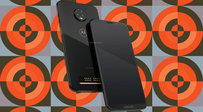 Motorola Moto Z3 Screen