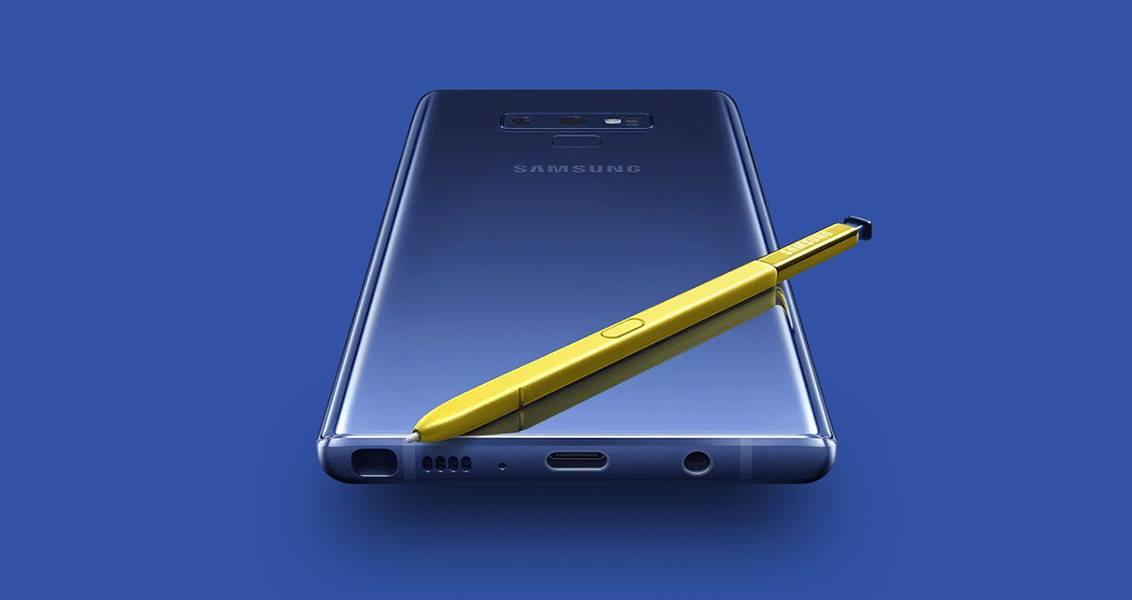 Samsung Galaxy Note9 (1)