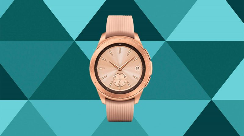 Samsung Galaxy Watch Screen