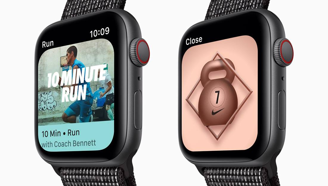 Apple Watch Nike+ Series 4 (2)