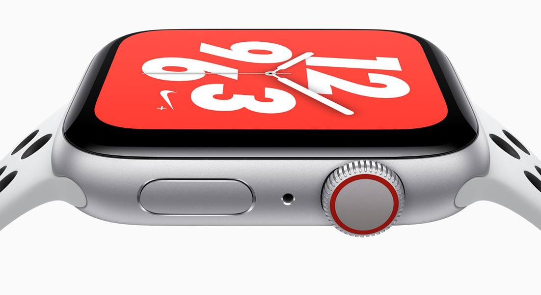 Apple Watch Nike+ Series 4 (7)