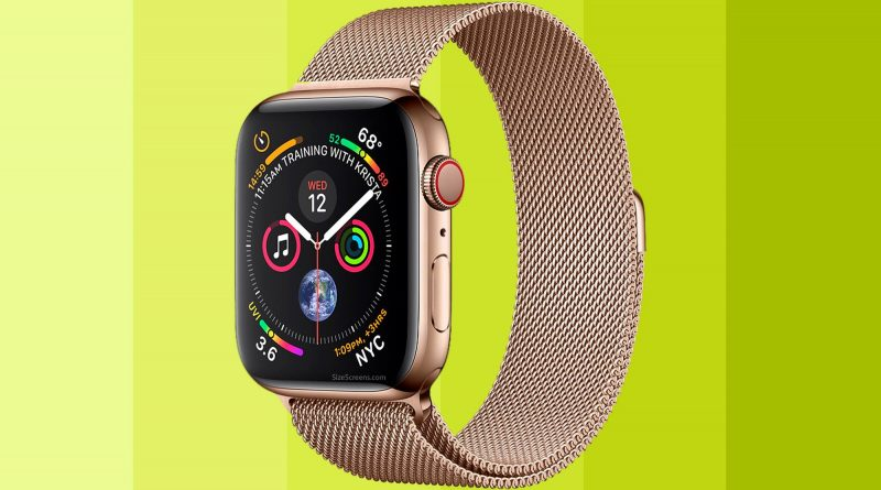Apple Watch Series 4 Screen