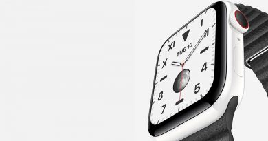 Apple Watch Edition Series 5 Screen