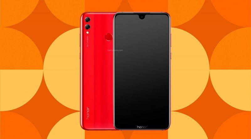 Huawei Honor 8X Max Screen