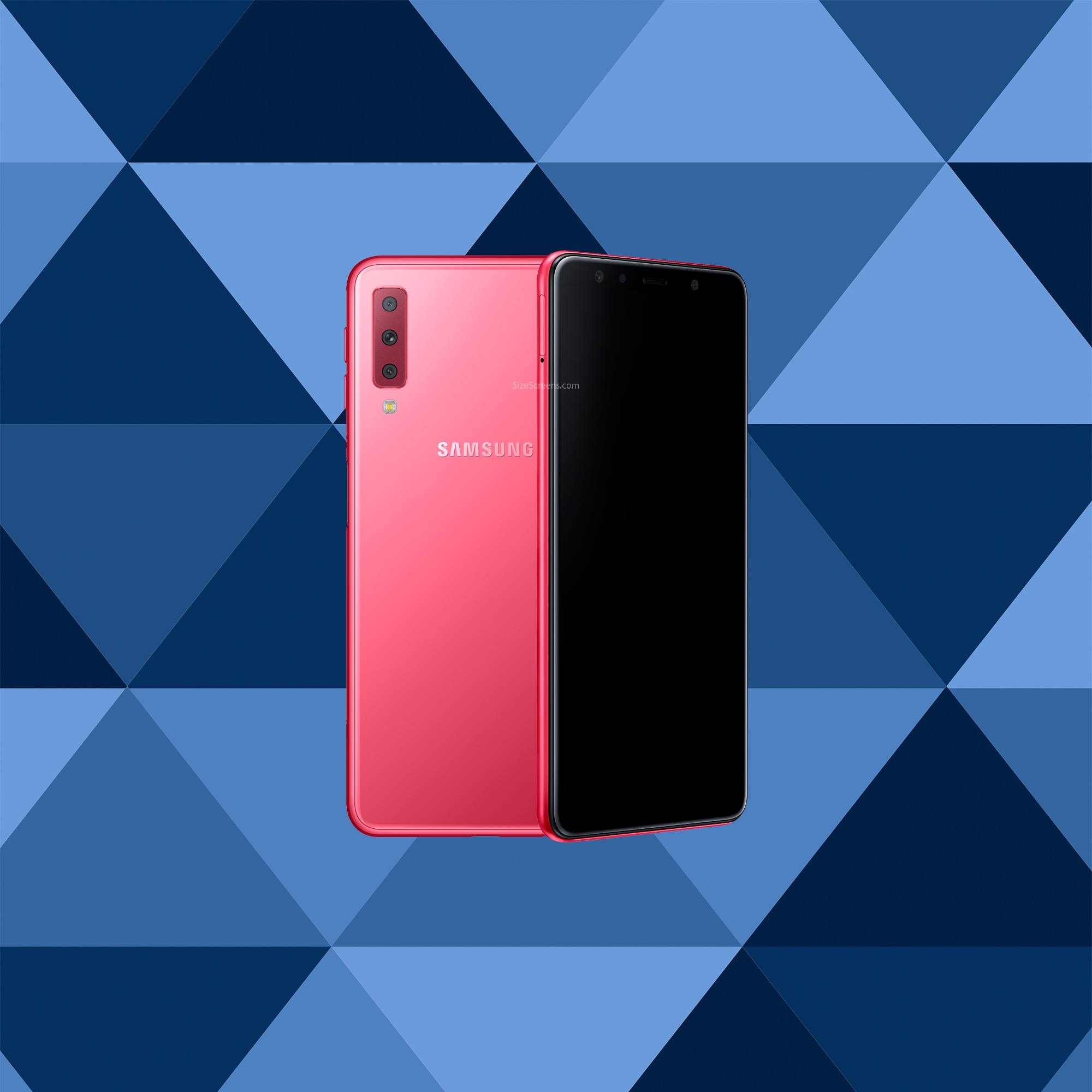 reputable site 12cef 48871 Samsung Galaxy A7 2018 Screen Specifications • SizeScreens.com