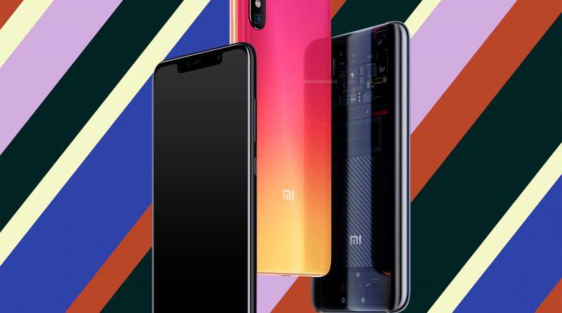 Xiaomi Mi 8 Pro Screen