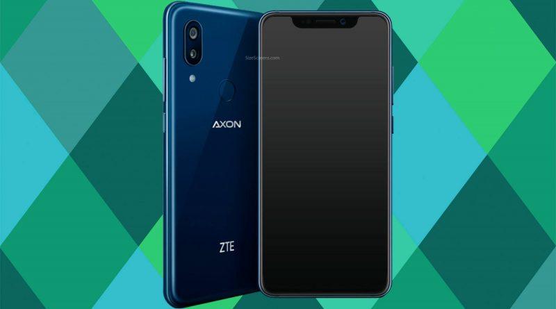 ZTE Axon 9 Pro Screen