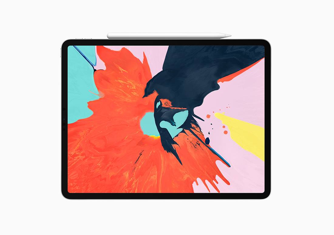 Apple iPad Pro 12.9 2018 (8)
