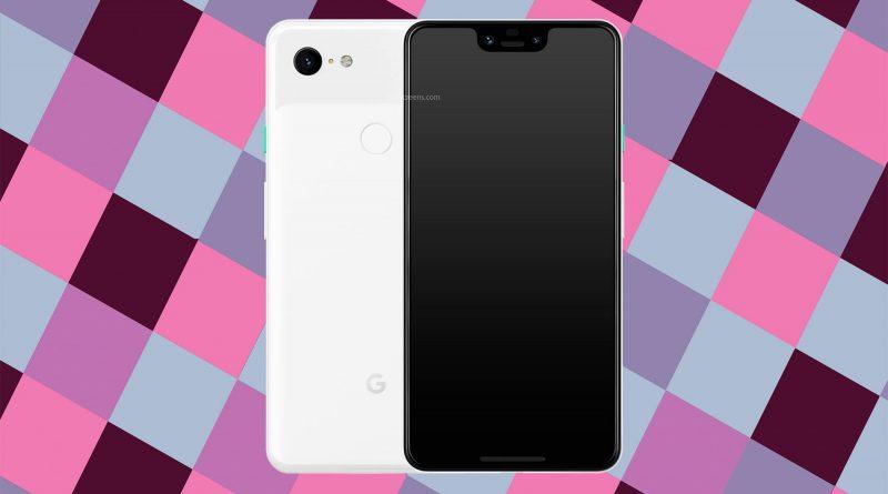 Google Pixel 3 XL Screen