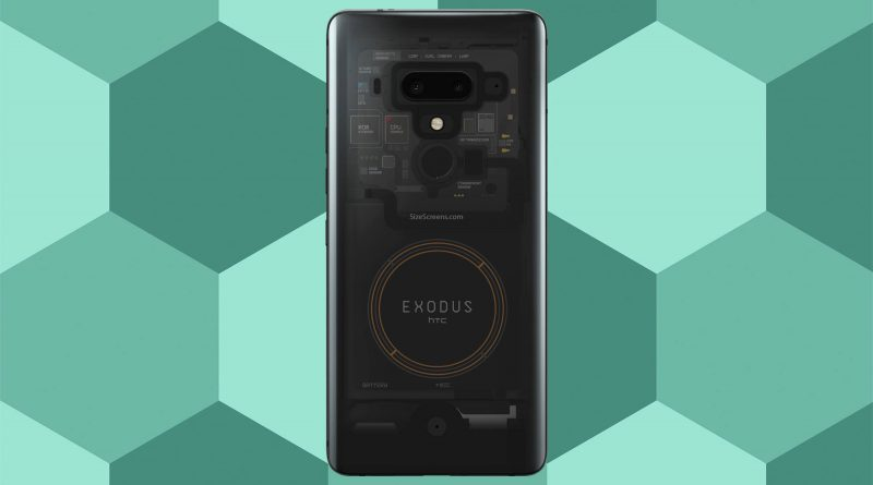HTC Exodus 1 Screen