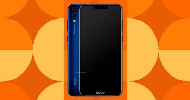 Huawei Honor 8C Screen