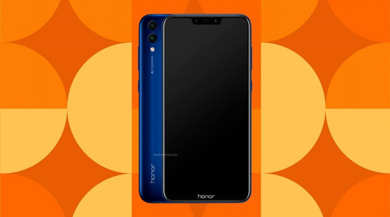 Huawei Honor 8C Screen