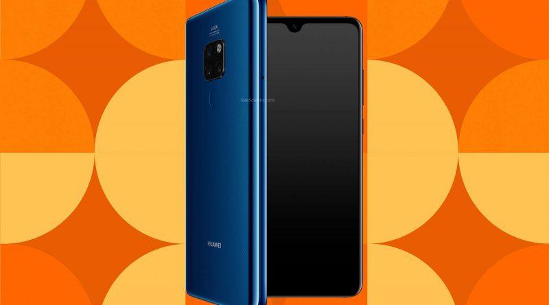 Huawei Mate 20 Screen