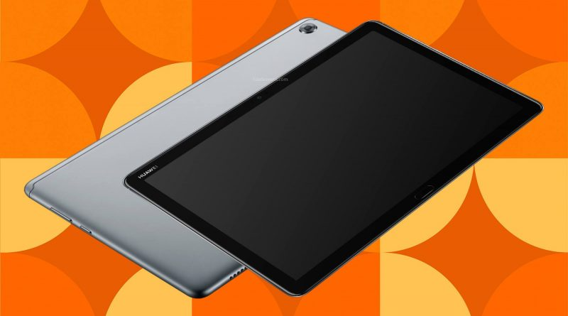 Huawei MediaPad M5 Lite Screen
