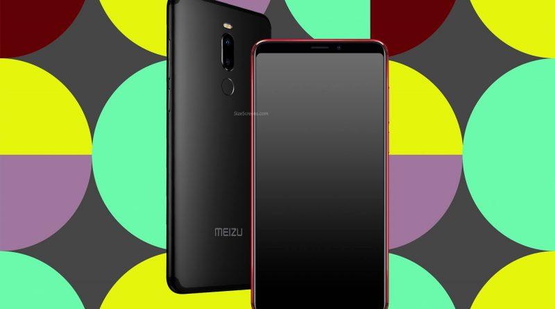 Meizu Note 8 Screen