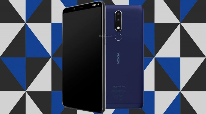 Nokia 3.1 Plus Screen