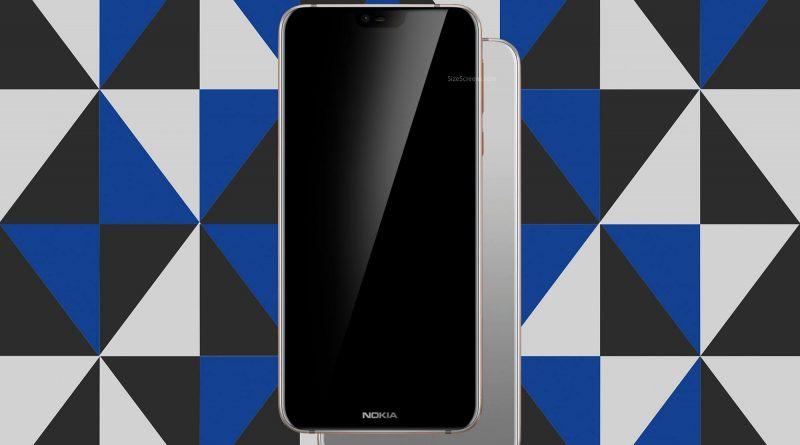 Nokia 7.1 Screen