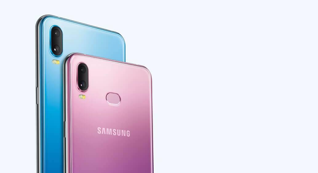 Samsung Galaxy A6s (5)